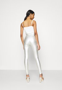 Dr.Denim - MOXY - Jeans Skinny Fit - silver - 2