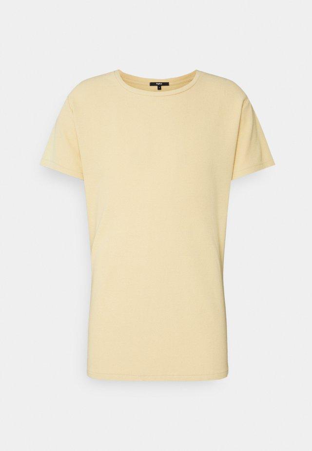 WREN STRUCTURE - T-shirt basic - sand