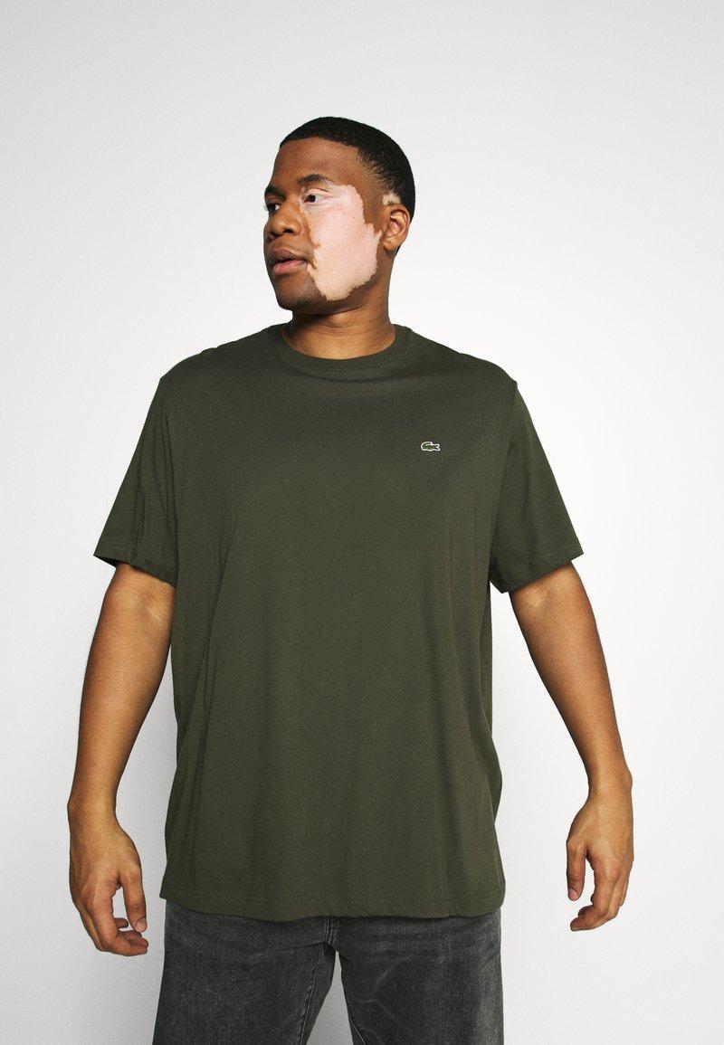 Lacoste - T-shirt basic - khaki
