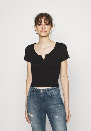 MIMMI - Camiseta básica - black