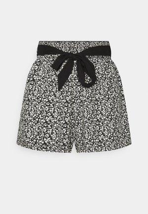 BELT FLO  - Pantalón de pijama - black