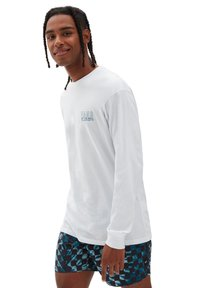 Vans - MN MOONSTONE BEACH LS - Long sleeved top - white - 0