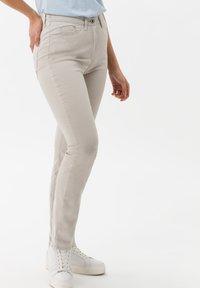 BRAX - Trousers - beige - 4