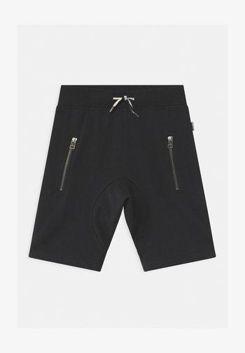 ASHTON SHORT - Pantaloni sportivi - black