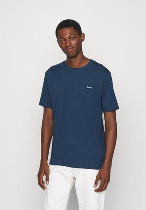 DERO - Basic T-shirt - dark blue