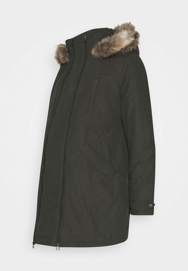 MILA - Abrigo de invierno - olive