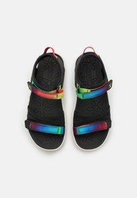 Keen - VERANO UNISEX - Chodecké sandály - black - 3