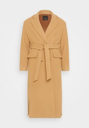 GIACOMO CAPPOTTO PANNO - Classic coat - camel
