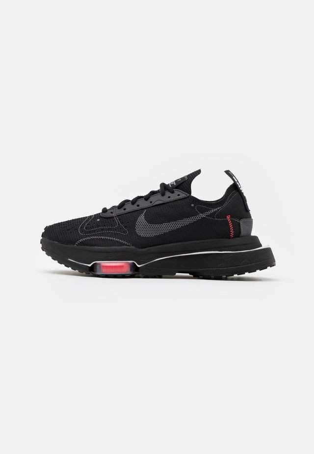AIR ZOOM TYPE UNISEX - Baskets basses - black/dark grey/bright crimson/white