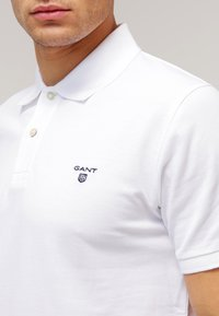 GANT - THE SUMMER - Poloshirts - weiß - 4