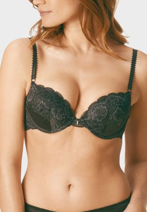 MEMORY FOAM - Push-up bra - black diamond