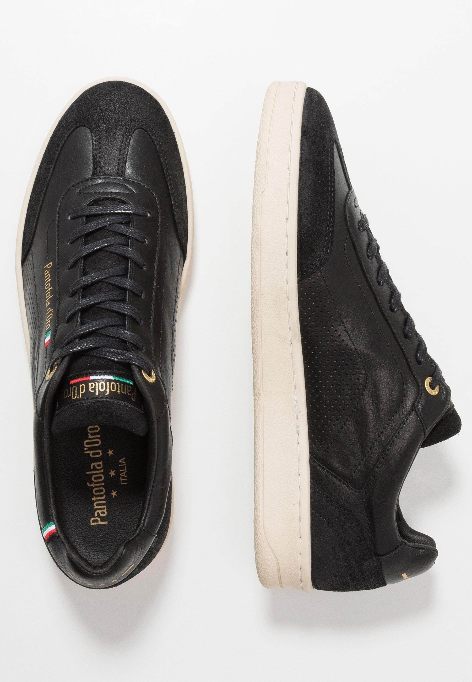 Pantofola d'Oro MESSINA UOMO Joggesko black Zalando.no