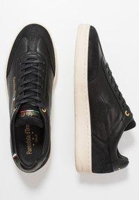 Pantofola d'Oro - MESSINA UOMO - Baskets basses - black - 0