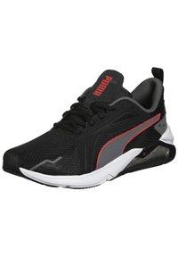 Puma - LQDCELL  - Sneakers - puma black / castlerock / poppy red - 1