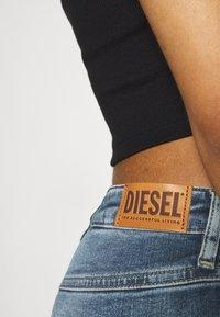 Diesel - BABHILA - Jeans Skinny Fit - denim blue - 5