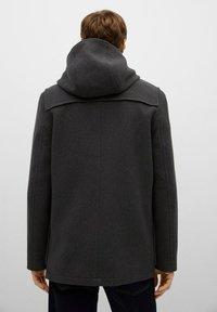 Mango - MEDINA - Classic coat - středně šedá vigore - 2