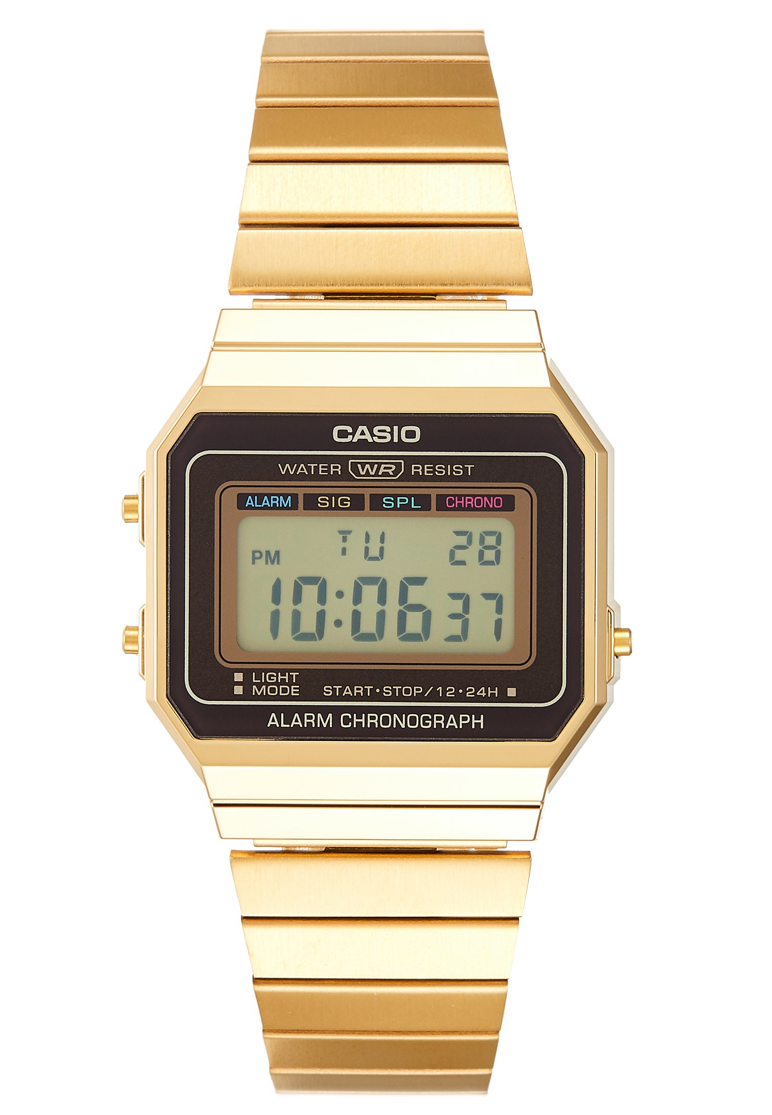 Casio Digitalklokke - gold-coloured/gull GUAM1jfAuLYJv4J