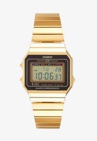 Casio - Digitalklokke - gold-coloured - 2