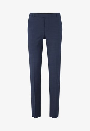 MERCER - Suit trousers - navy