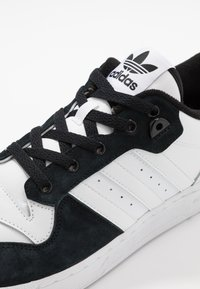 adidas Originals - RIVALRY - Trainers - footwear white/core black - 6