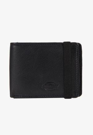 WILBURN WALLET - Peněženka - black