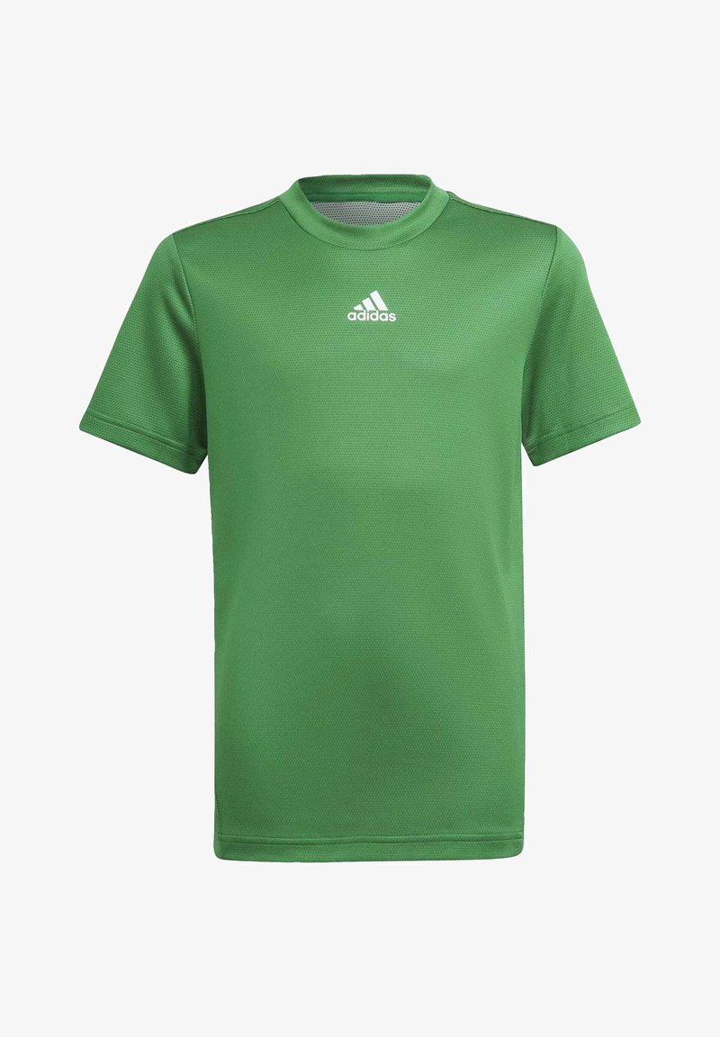 adidas Performance - AEROREADY - Print T-shirt - green