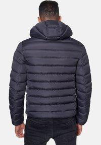 Brave Soul - MJK GRANTPLAIN - Winter jacket - schwarz-metallic - 1