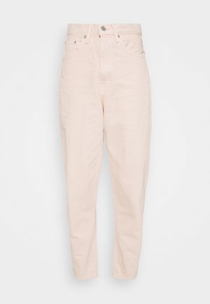 HIGH LOOSE TAPER - Relaxed fit jeans - off-white