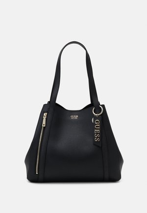 NAYA TOTE SET - Handbag - black