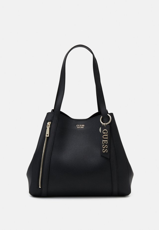 NAYA TOTE - Shoppingväska - black
