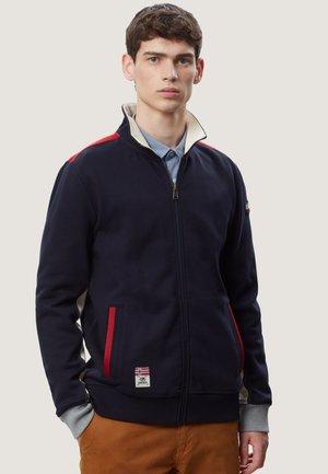 BARDARA  - Zip-up hoodie - marine blue