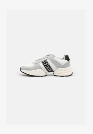 SPLIT RUNNER-MONO - Matalavartiset tennarit - grey/white