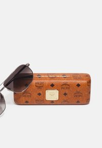 MCM - UNISEX - Sunglasses - silver - 3