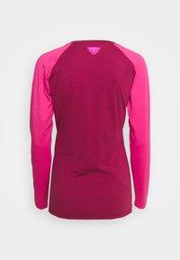 Dynafit - TEE - Sports shirt - flamingo - 1