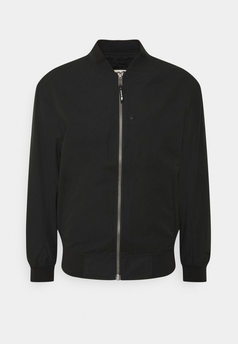 TOM TAILOR DENIM - CLEAN  - Bomber Jacket - black
