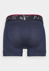 Nike Underwear - TRUNK BREATHE MICRO 2 PACK - Bokserit - blue - 4