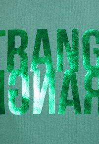 ONLY - ONLVILLA LIFE  - Sweatshirt - blue spruce/stranger - 2