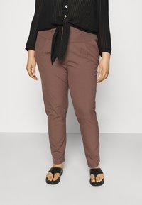 Kaffe Curve - PANTS - Trousers - shopping bag - 0