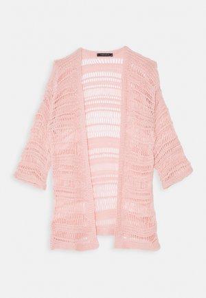 Neuletakki - powder pink