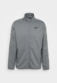 Nike Performance - DRY TEAM - Training jacket - smoke grey - 4