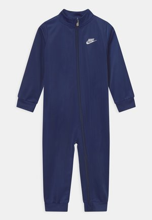 TRACK COVERALL UNISEX - Jumpsuit - blue void