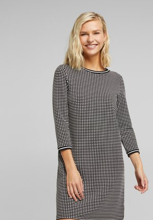 POPCORN  - Jumper dress - black