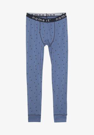 NKMLONG JOHN  - Dlouhé spodní prádlo - dutch blue