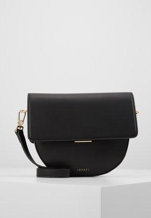BROOKE - Across body bag - black