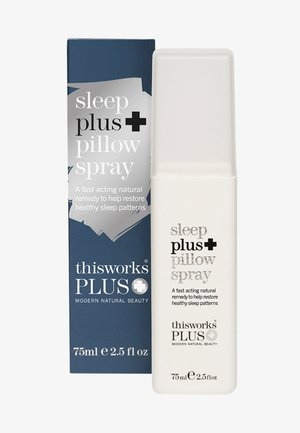 THIS WORKS SLEEP PLUS + PILLOW SPRAY - Deodorant - -