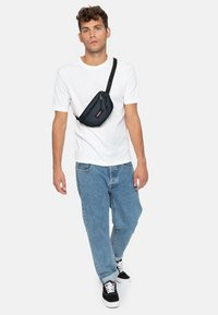 Eastpak - Bum bag - dark-blue denim - 0