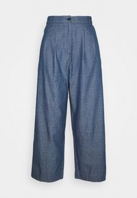 Nümph - NUBRINSLEY PANTS - Kalhoty - moonlite - 3