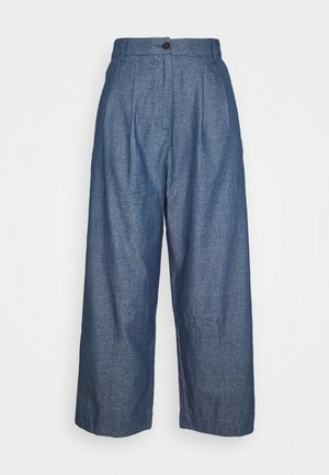 NUBRINSLEY PANTS - Trousers - moonlite
