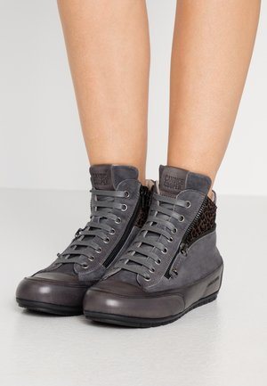 BEVERLY - Sneakers high - road/antracite