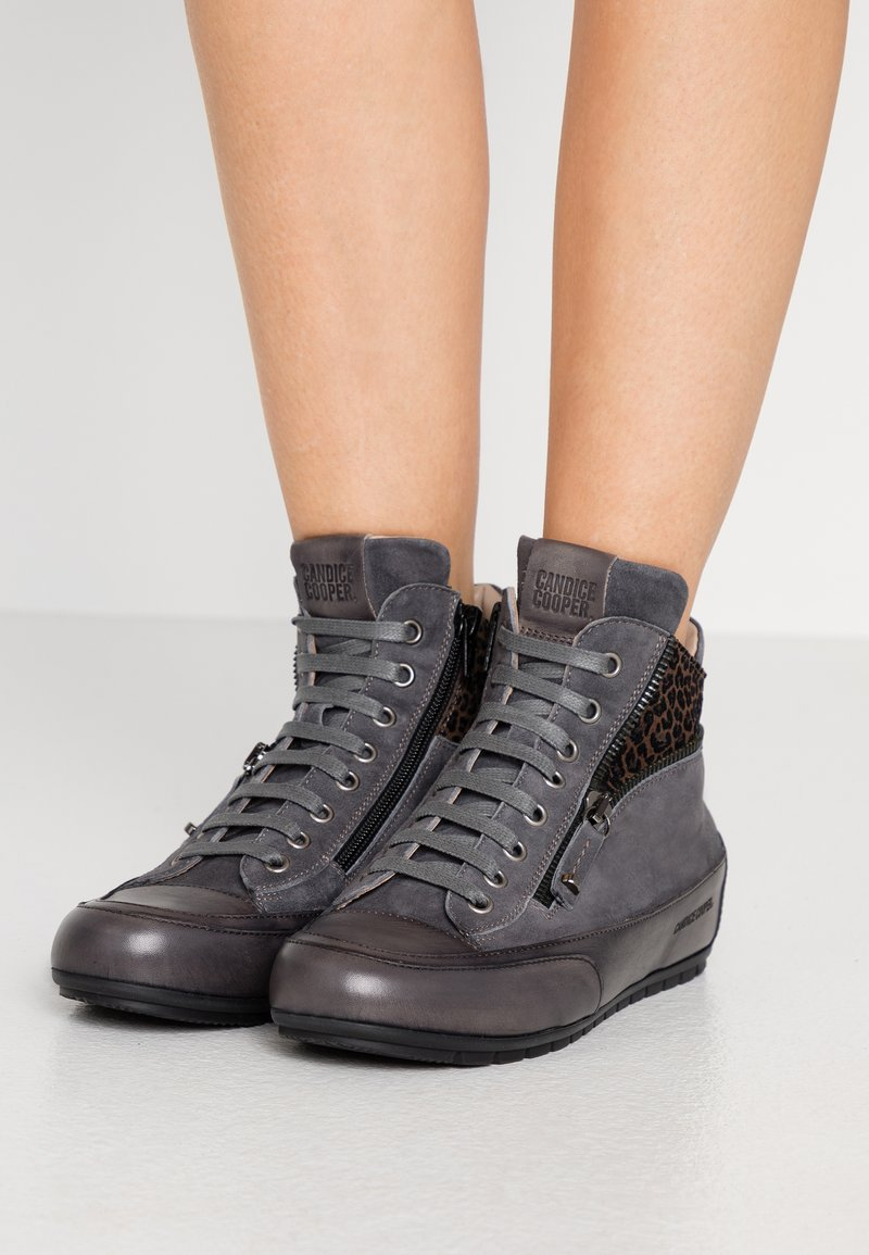 Candice Cooper - BEVERLY - Sneakers alte - road/antracite